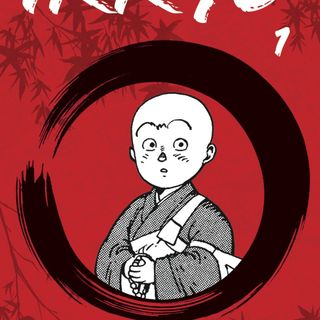 Ikkyu Hisashi Sakaguchi #Manga - Puntata 82