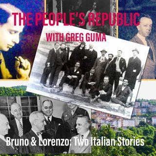 Bruno and Lorenzo: Two Italian Stories
