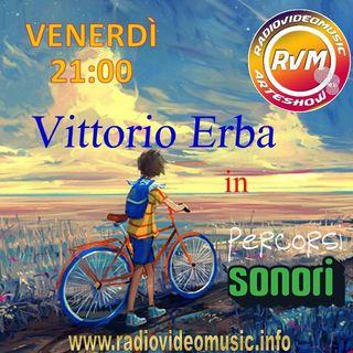 """""""Percorsi Sonori"""" di Vittorio Erba"""