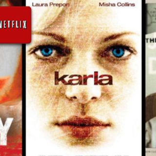 Serial Killer Films on Netflix & Our Big Secret (True Crime)