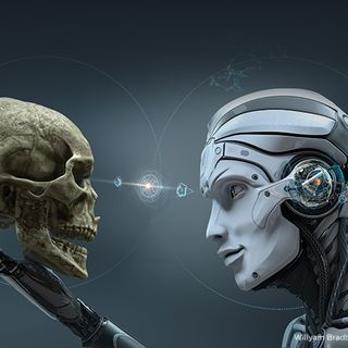 The great A.I debate. What is humanity?
