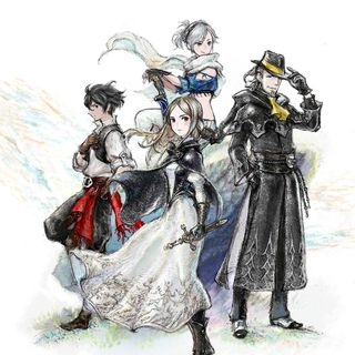 Bravely Default II, Breathedge, More on the Nintendo Switch Pro - VG2M # 264