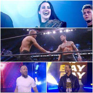 Ep 151 -  BayBay's Day Out  (AEW All Out 2021 Recap)