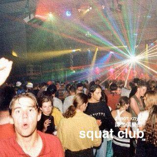 Squat Saturday Night Live Party del 18 Aprile