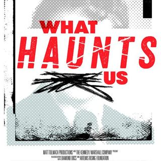 Paige Goldberg Tolmach Interview about her film What Haunts Us!