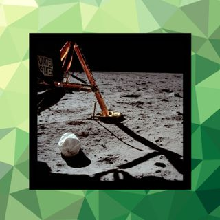 57 - Objetos dejados en la Luna
