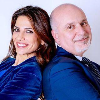 """Casa Sanremo  - Patron e Presidente Gruppo Eventi Vincenzo Russolillo """"Roberta Morise e Michele Affidato straordinari compagni di viaggio"""""""