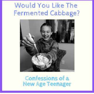 Would you like the Fermented Cabbage?