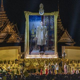 Una condanna esemplare del retrivo regno del Siam