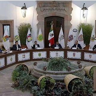 Gobernadores del PAN exigen un nuevo Pacto Fiscal