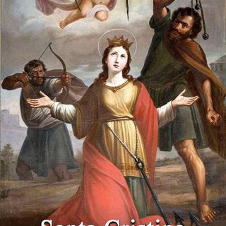 Santa Cristina, mártir