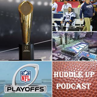Huddle Up Pod - New Year, New Focus