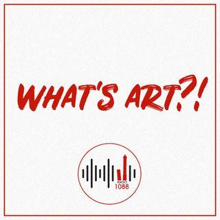 WHAT'S ART?!