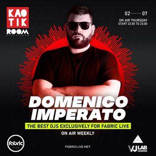 DOMENICO IMPERATO - KAOTIK ROOM EP. 014