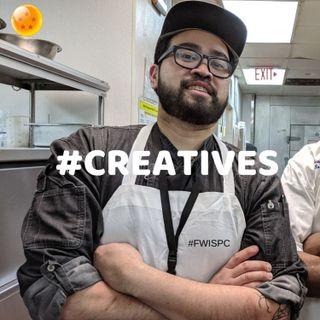 #CREATIVES: KC Gonzalez
