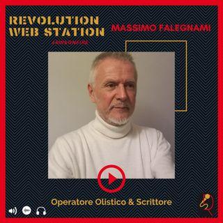 INTERVISTA MASSIMO FALEGNAMI - OPERATORE OLISTICO & SCRITTORE