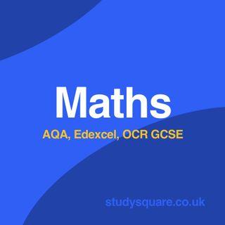 GCSE Decimals, fractions and percentages (AQA, Edexcel, OCR)