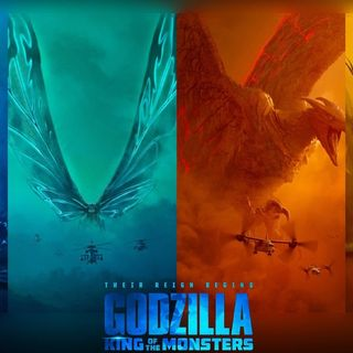 ...Recommends Movies (Godzilla: King of the Monsters)