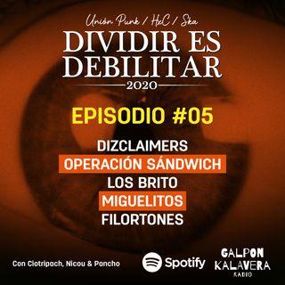 Dividir es Debilitar #05