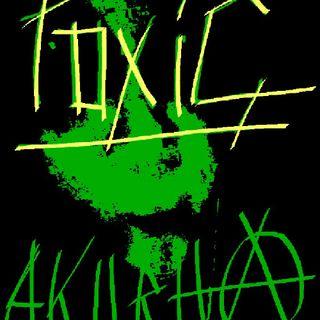 Cover Metamorfosis Adolecente. Version Toxic. Akiirha