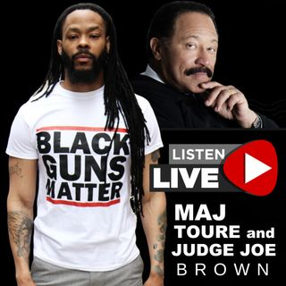 URGENT MESSAGE FROM MAJ TOURE and JUDGE JOE BROWN - MATURE AUDIENCES ONLY