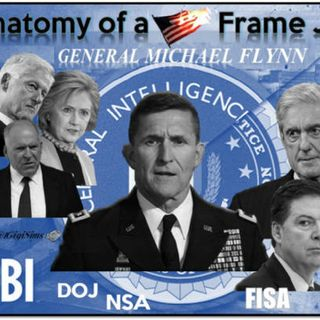 General Flynn's First Law Firm Hired Deep State FBI Attorney At Same Time +
