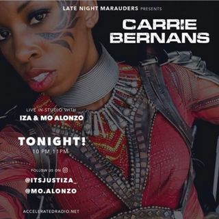 Late Night Marauders @CarrieBernans 4-19-18