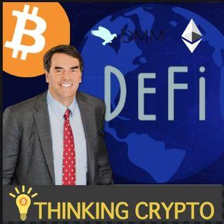 Tim Draper Backed DeFi Money Market Raises $6.5M - NY BitLicense Update - Venezuela Bitcoin Passport