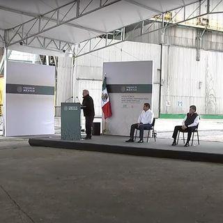 Ni un paso atrás en rescate de Pemex y CFE: AMLO