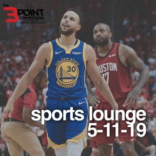 The 3 Point Conversion Sports Lounge- Rockets Breakup or Reload, Embarrassing Lakers, Game 7s, NFL Redemption Team, MLB, Battle Grounds