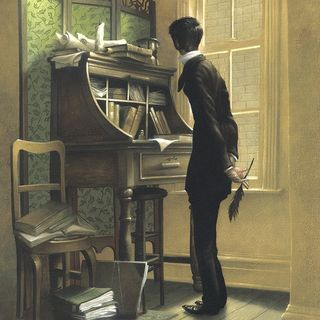 Melville: Bartleby lo scrivano 02