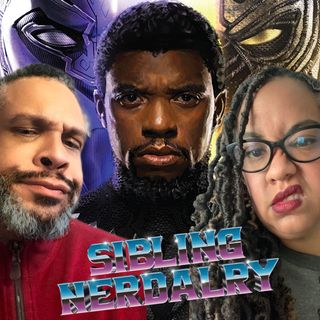 Ep16-T'Challa Lives in Black Panther