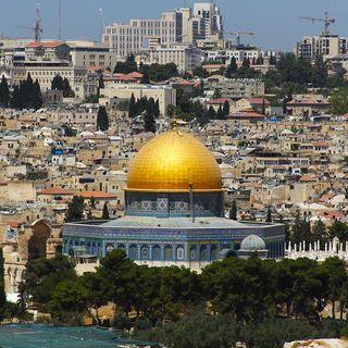 Parole scompigliate - Gerusalemme Imprigionata