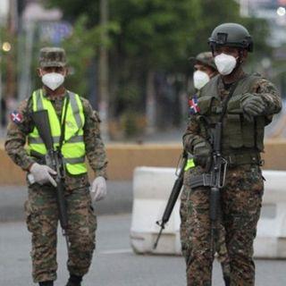 """""""Seguridad sanitaria y defensa nacional: la pandemia COVID-19, una amenaza global""""."""