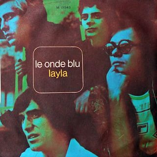 Le Onde Blu - Layla (strange brew)