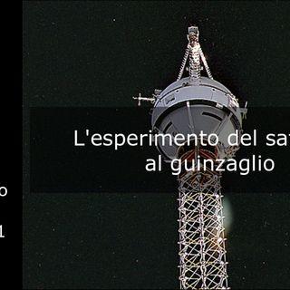 Le storie di Nonno Apollo 71 – L'esperimento del satellite al guinzaglio