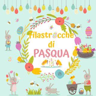 Filastrocca di Pasqua - L'uovo arcobaleno