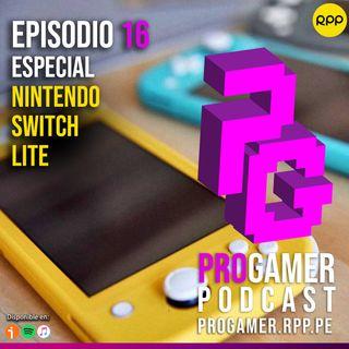 Episodio 16: Especial Nintendo Switch Lite y el escándalo de G2A