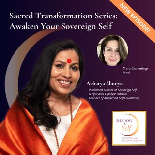 Sacred Transformation Story: Awaken Your Sovereign Self