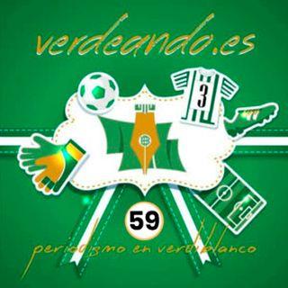 Verdeando 59 (10-10-18). El podcast del Real Betis.