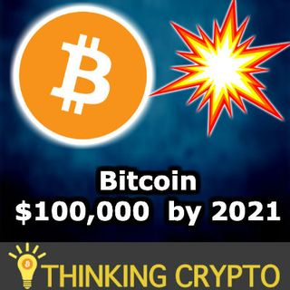 BITCOIN $100,000 BY END OF 2021 - 20 FI's Using Ripple xRapid - Cuba Crypto - eToro Wallet ETH Tokens - Casa Lightning Node