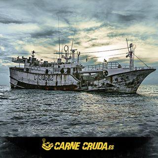 Océanos sin ley: el salvaje oeste en alta mar (CARNE CRUDA  #889)