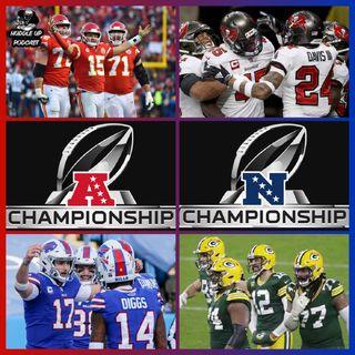 NFL Championship Weekend