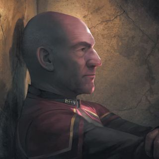 3. The Road to Picard: Countdown Comic #2