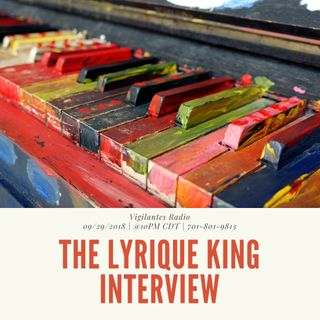 The Lyrique King Interview.