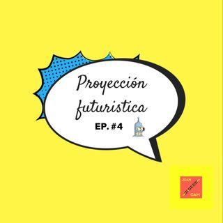 Proyección futuristica de Cam y Juan EP. 4