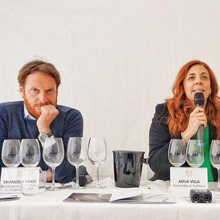 """Un tuffo nel mondo delle """"bollicine"""" con Emanuele Gobbi - Best Wine Stars 2019"""