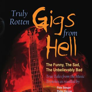 51 - Patricia Shih - Book: Gigs From Hell