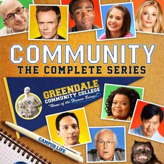 TV Party Tonight: Community (complete series)