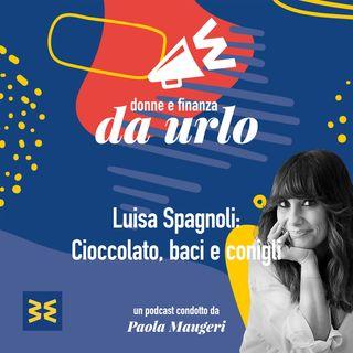 04. Luisa Spagnoli: cioccolato, baci e conigli